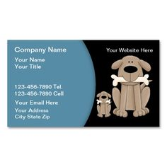 245 best dog trainer business cards images on pinterest business dog training business cards colourmoves