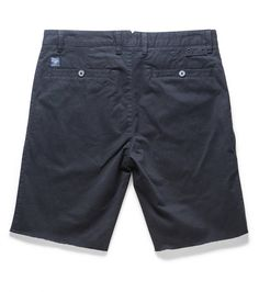 O'Neill PORTER 5-POCKET CHINO SHORTS - BLK