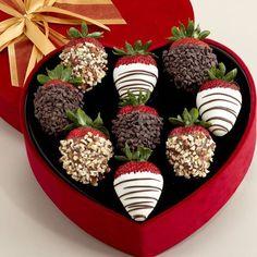 Strawberries Dip