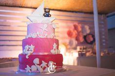 Cake nautical theme
