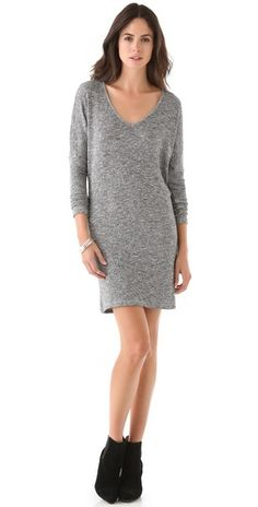 the perfect sweater dress?