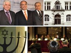 Central Council of Jews in Germany website