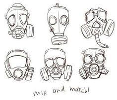 Resultado de imagen para mascara antigas dibujo