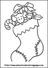 Coloring Pages Free For Kids Christmas