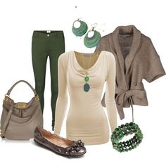 """Dressing+Your+Truth+Type+2   dyt type 2 - Running Errands"""" by heather-luszczyk on Polyvore"""