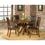 Coaster Furniture - Walnut 5 Piece Set - 101321-5set  SPECIAL PRICE: $604.99
