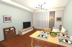 コロナの収束も見えず、引き続きテレワークなどで家で過ごす時間が多くなりそうです。そこで、LDKをもっと快適な場… Office Desk, Corner Desk, Table, Furniture, Home Decor, Corner Table, Desk Office, Decoration Home, Desk
