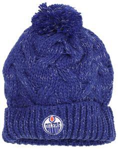 Edmonton Oilers Cuffed Knit Hats Edmonton Oilers c01614328970