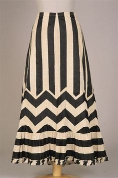 1900's skirt, from an exhibition in Palazzo Pitti, Italy