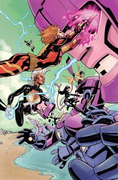 X-men against arkea sentinels