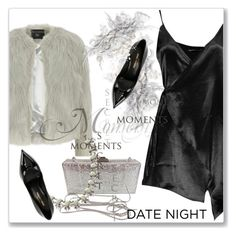 """""""Hot Date Night Style"""" by andrejae ❤ liked on Polyvore featuring Dorothy Perkins, Judith Leiber, Boohoo, Yves Saint Laurent, DateNight, polyvoreeditorial and polyvorecontest"""