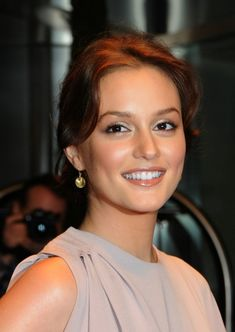 Leighton Meester.  She can pull off any look whether it's classy or chic.