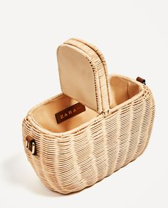 PICNIC BASKET-View all-BAGS-WOMAN | ZARA United States