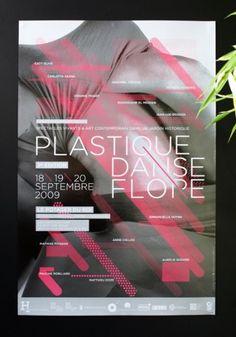 Chevalvert | papier = Plastique Danse Flore