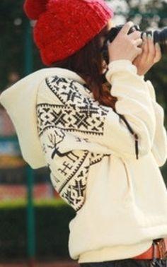 Winter sweater!<3