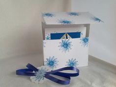 Cardbox using Stampin'Up! Grateful Bunch Stampset.