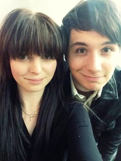 Two of my favourite you tubers together :)