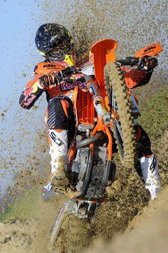 Motocross... Ktm still rides!
