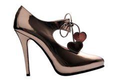 Raspberry Heels: Minna Parikka   Jacqueline [Pewter]