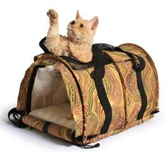 Large SturdiBag (Crazy Kitty) Sturdibag Large Pet Carrier. Buy today from https://www.amazon.com/Sturdibag-Large-Pet-Carrier-SB2/dp/B009AWDKLK/ref=as_li_ss_tl?s=pet-supplies&ie=UTF8&qid=1467919583&sr=1-106&keywords=pet+carrier&linkCode=ll1&tag=sansmal-20&linkId=8eab6ca4586a4d7f598888c852ae86c8