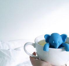 LA Tea Co: Animal Tea Strainer Tea by LosAngelesTeaCompany on Etsy