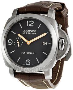 Panerai Luminor Titanium Mens Watch 00351 $8,722