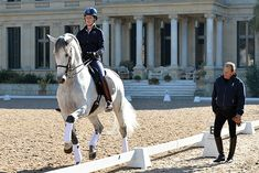 Charlotte Dujardin – Dressage at Jerez Dressage Horses, Friesian Horse, Andalusian Horse, Draft Horses, Arabian Horses, Palomino, Charlotte Dujardin Dressage, Anglo Arabe, Horse Magazine