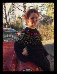 Gudruns blog: Eiruns genser