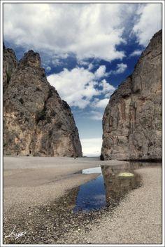 Torrent de Pareis. Mallorca  Spain