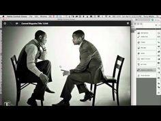 Lightroom to InDesign to iPad: Interactive Portfolios (Adobe Digital Publishing Suite - DPS)
