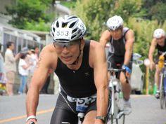 はつかいち縦断みやじま国際パワートライアスロン大会 2012(自転車)