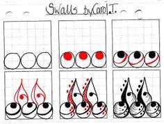 Swalls~Zentangle