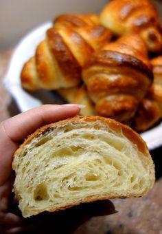 Aastavahetuse lauast ja sarvesai ehk Croissant