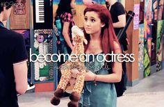 Become an Actress<3