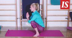 Tämä neljän liikkeen HIIT-treeni sopii sekä aloittelijalle että edistyneemmälle kuntoilijalle ja kasvattaa kuntoa nopeasti.