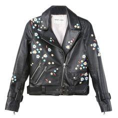 Sandy Liang Floral Delancey Jacket / Shop Super Street - 1