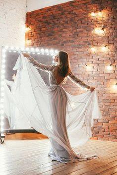 """""""Elie Saab"""" dress"""