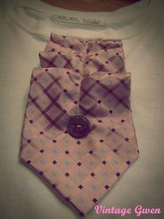 Ruffle Tie Shirt