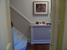 Manning Interiors: Farrow & Ball Skimming Stone, Elephants Breath and Great White Hallway Colour Schemes, Hallway Colours, Living Room Color Schemes, Room Colors, Wall Colors, Bedroom Colours, Hallway Decorating, Interior Decorating, Decorating Tips