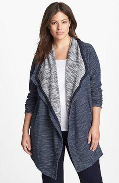 Lucky Brand 'St. Louis' Cotton Wrap (Plus Size)   Nordstrom  #plus #plussize #fashion