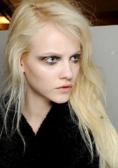 Stylish Grunge Hairstyles for 2012