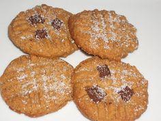 Low Carb Dessert: Low Carb Dessert - Peanut Butter Cookies