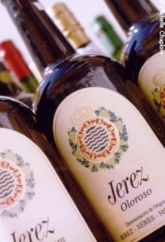 "Jerez o in English ""Sherry"". Having spent time in Spain and near the Jerez De La Frontera area I came to truly enjoy the different styles of Spanish Sherry. But ask me to name the brands and which I like?... no clue. I sure enjoyed them though!"