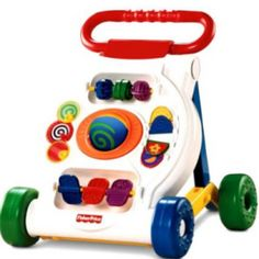 Fisher-Price Bright Beginnings Activity Walker. Fisher-Price Bright Beginnings Activity Walker Jouets Fisher Price, Fisher Price Baby Toys, Push Toys, Toys For 1 Year Old, Ride On Toys, Baby Learning, Learning Toys, Learning Skills, Activity Toys