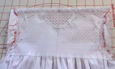 Free Smocking Patterns to Print | ... pattern for a smocked to the shoulder dress so i used pattern 131 i