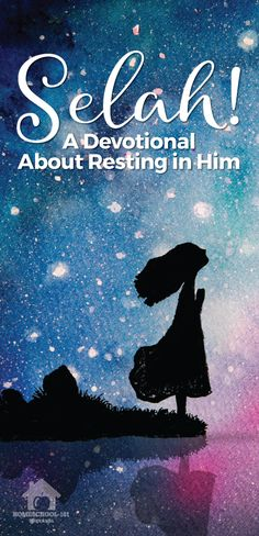 Selah appears in Psalms 71 times. Find out how to incorporate a rest, or Selah, in your day by reading this devotional by Davis Carman. Homeschool Blogs, Homeschooling, Bible Scriptures, Psalms, Rest, Faith, Times, Encouragement, Reading