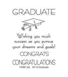 Congrats to all those graduating this month! #