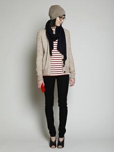 I die for this outfit, especially the shoes, Maison Martin Margiela $765