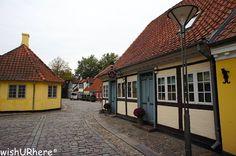 Hans Christian Andersen Childhood House~ Odense, Denmark