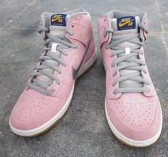 """Concepts x Nike SB Dunk High """"Porky's"""" First Look... I want these baby's so bad."""